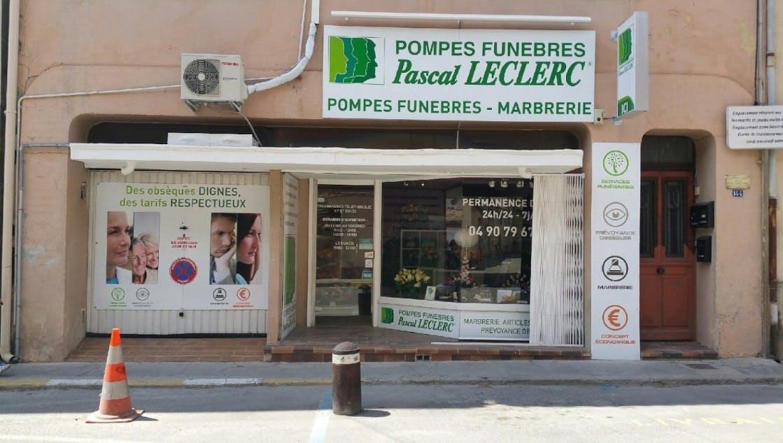 Photographies des Pompes Funèbres Pascal Leclerc - Accueil Funéraire à Pertuis