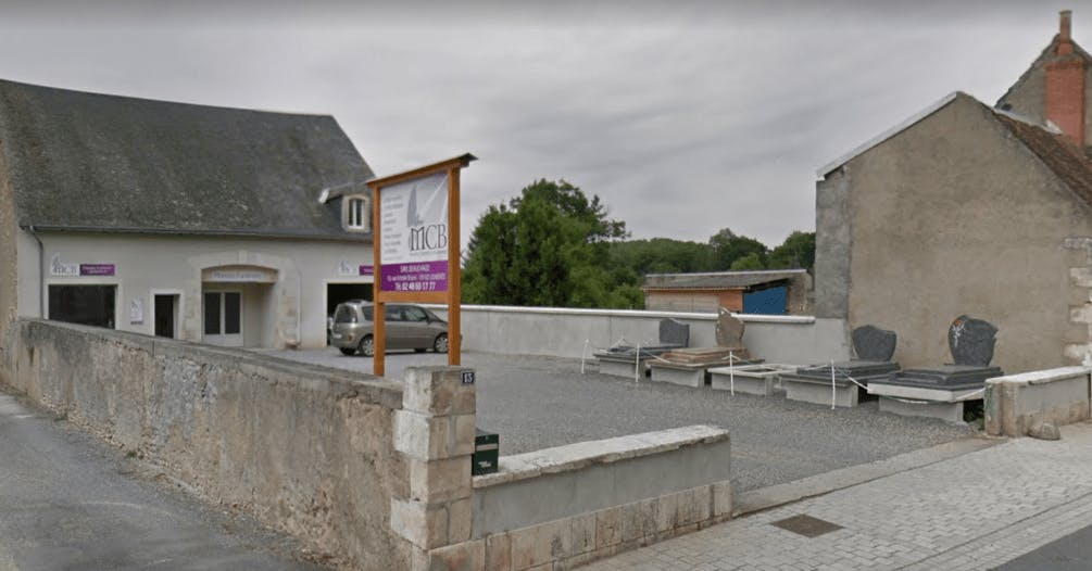 Photographie de la Pompes Funèbres Lignièroises- MFB  Lignières