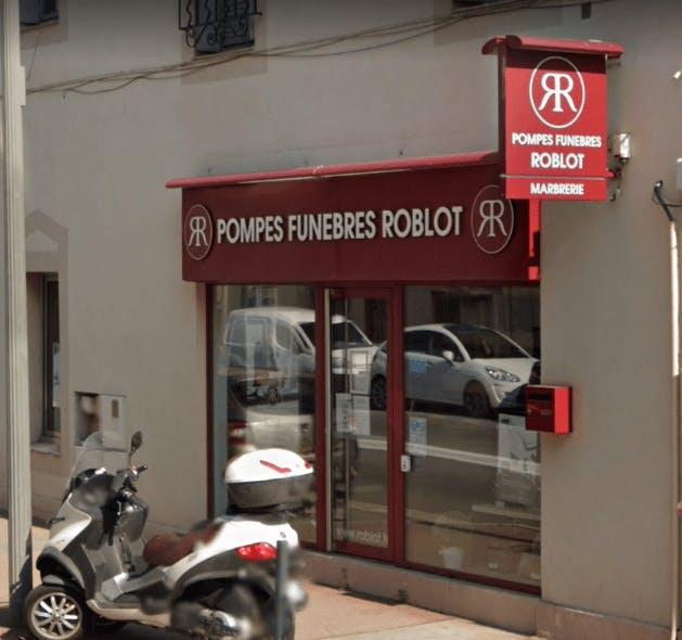 Photographie Pompes Funèbres ROBLOT de Saint-Raphaël