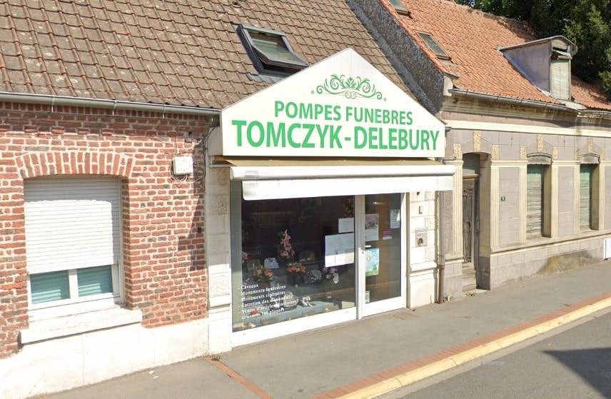 Photographies des Pompes Funèbres Tomczyk Delebury à Cuincy