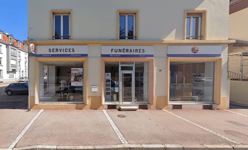 Photographie Pompes Funèbres Générales de Saint-Dié-des-Vosges