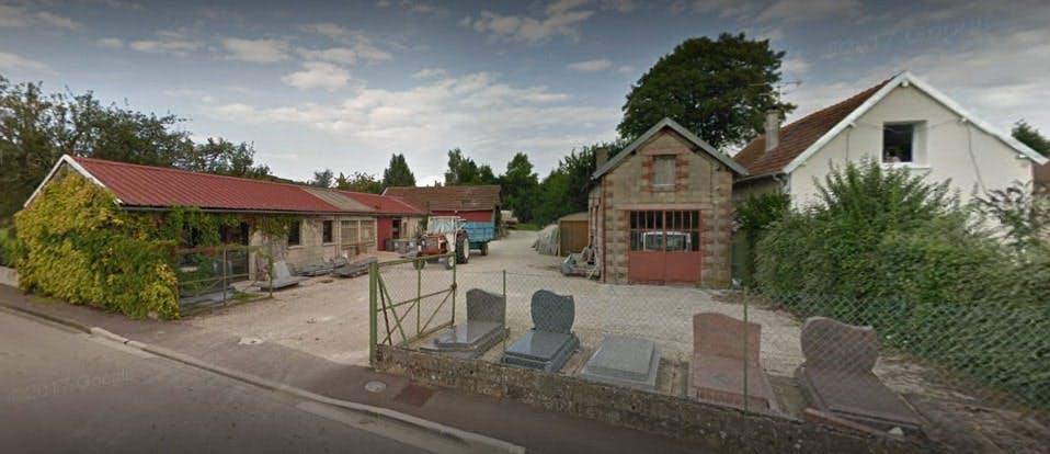 Photographies des Pompes Funèbres Tillier à Villenauxe-la-Grande