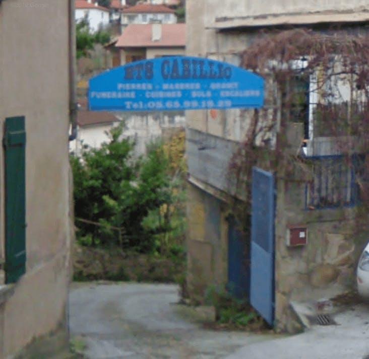 Photographie Marbrerie GABILLIC de Saint-Affrique