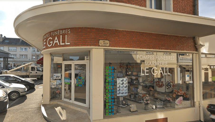 Photographie Ailly Pompes Funèbres Le Gall de Louviers
