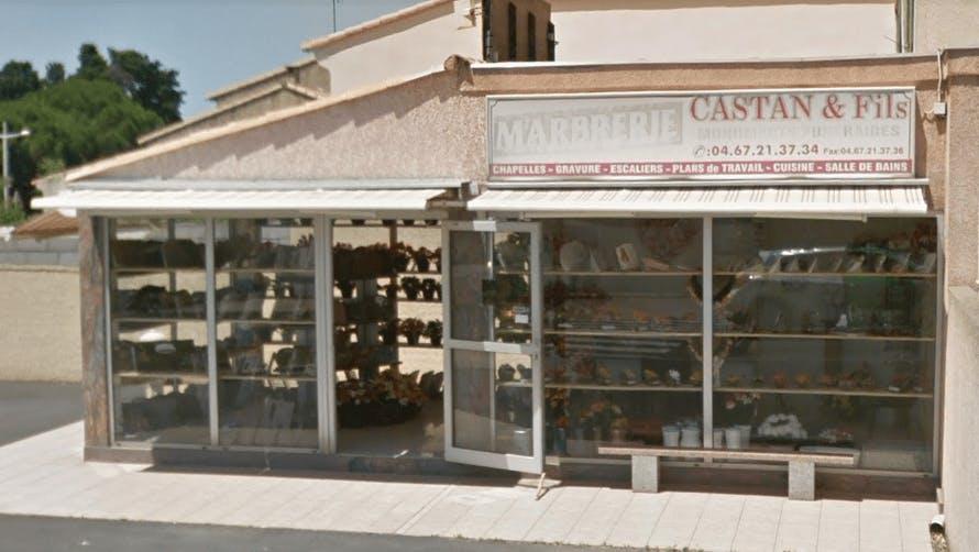 Photographie de la MARBRERIE Castan et Fils à Agde