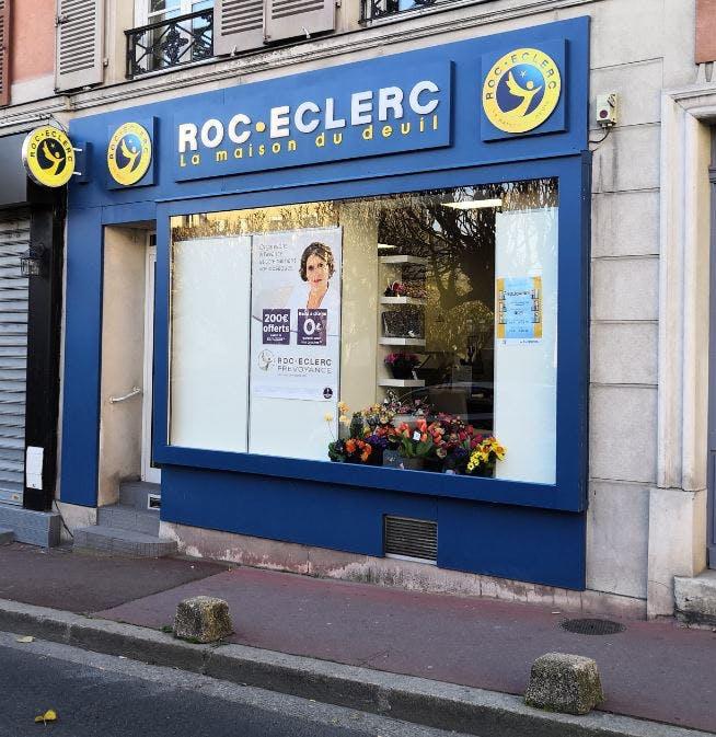 Photographie Pompes Funèbres Roc-Eclerc Suresnes