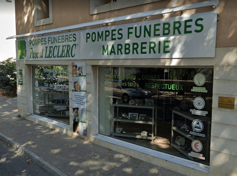 Photographie POMPES FUNEBRES Pascal LECLERC de Manosque