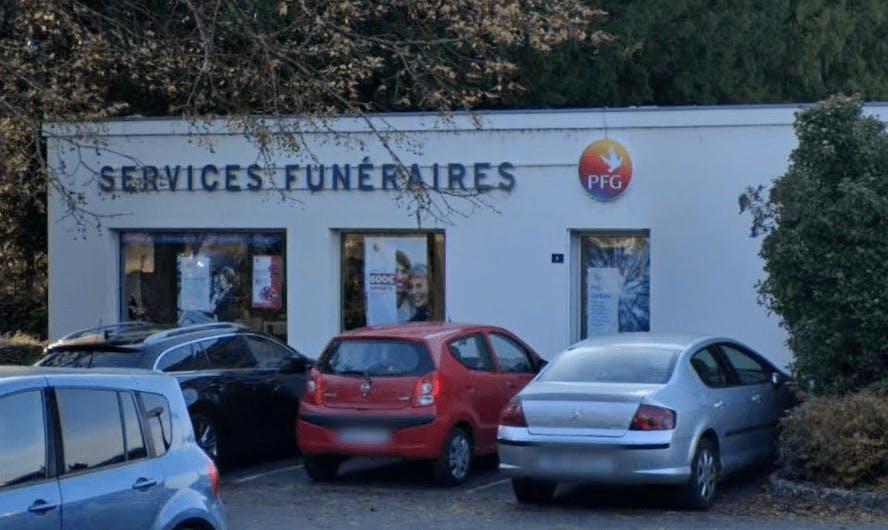 Photographie Pompes Funèbres Générales d'Amboise