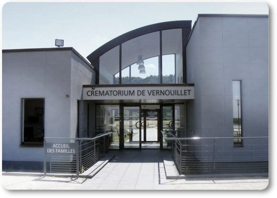 crematorium de vernouillet
