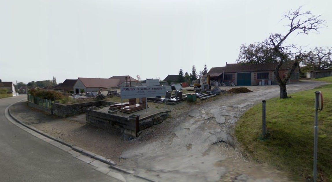 Photographies des Pompes Funèbres Lavocat-Dozières à Ervy-le-Châtel