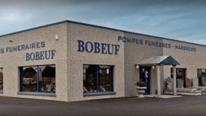 Photographie de Pompes Funèbres Marbrerie Bobeuf de Péronne