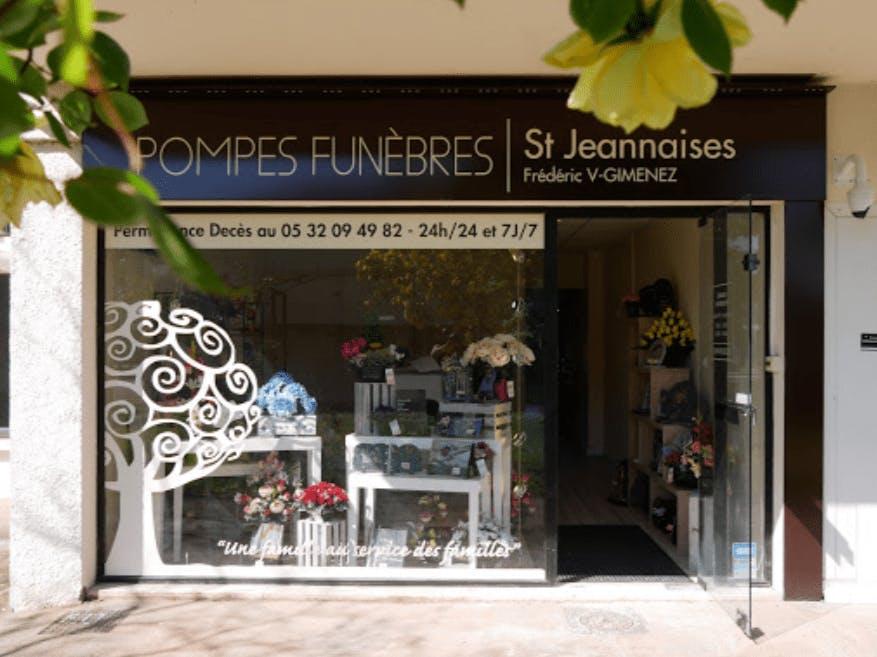Photographie Pompes Funèbres Saint Jeannaises de Quint-Fonsegrives