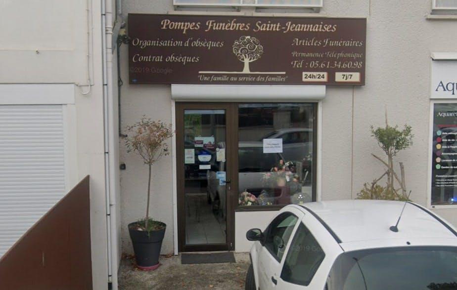 Photographies des Pompes Funèbres Gimenez à Balma