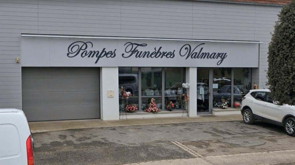 Photographie de la Pompes Funèbres Valmary à Caussade