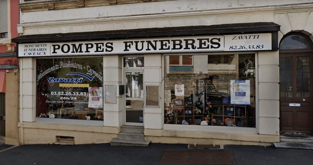 Photographie de la Pompes Funèbres Zavatti Funéraire à Villerupt