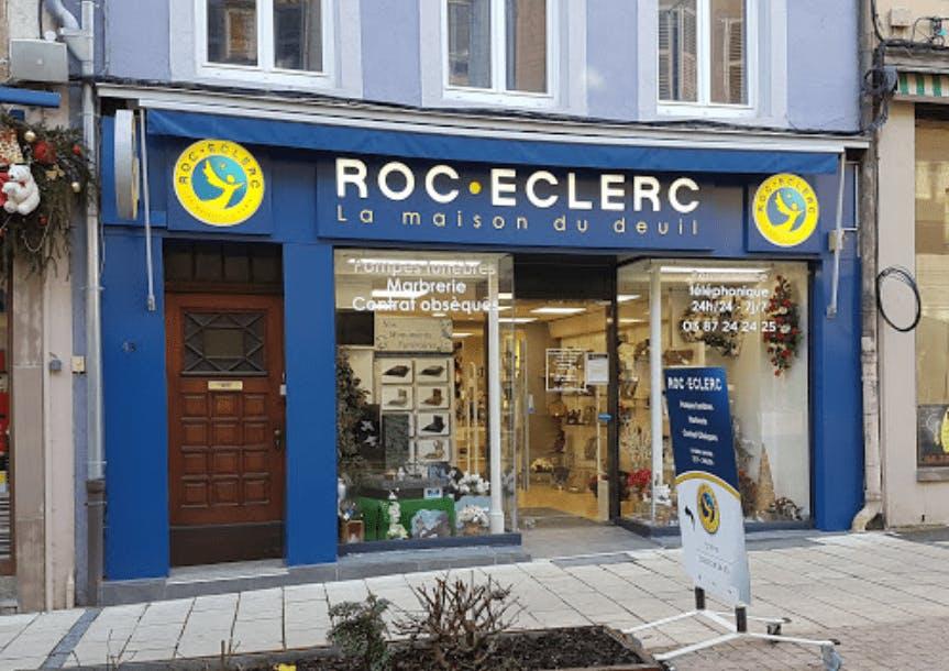 Photographie Pompes Funèbres Roc-Eclerc de Sarrebourg