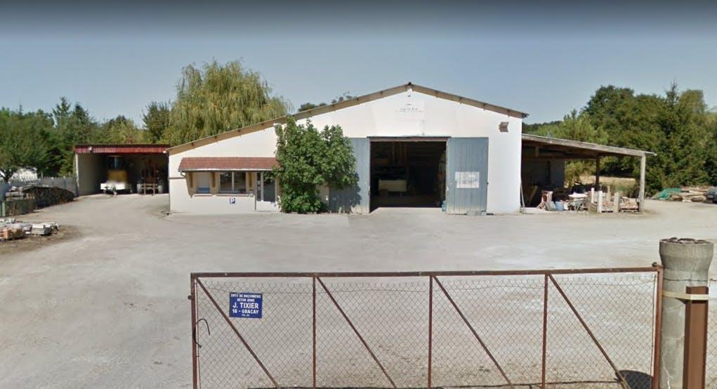 Photographie de la Marbrerie Tixier à Graçay