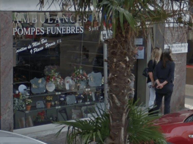 Photographie Pompes Funèbres Marbrerie Laporte de Bourg-Saint-Andéol