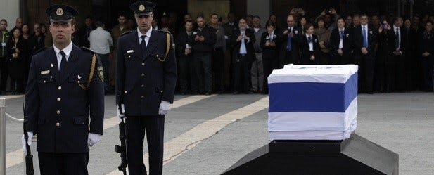 cercueil-ariel-sharon