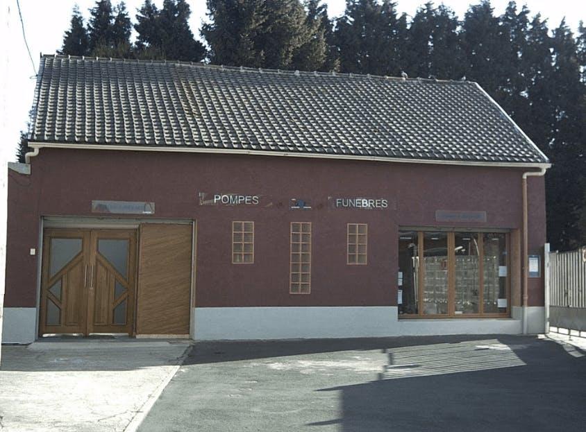 Photographie de la Pompes Funèbres Ostrevent Funéraire de la ville de Hornaing
