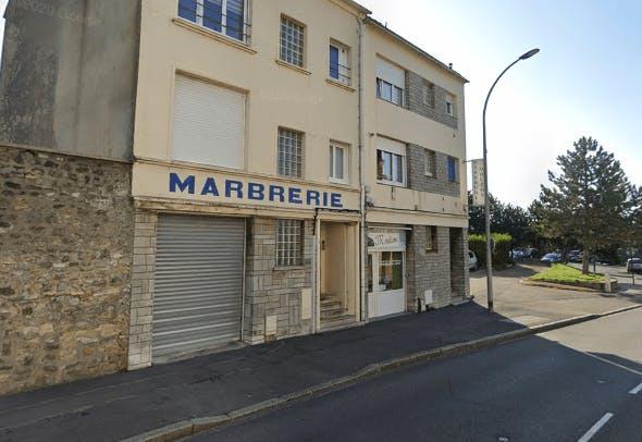 Photographie de la Marbrerie Mouton à Boulogne-sur-Mer