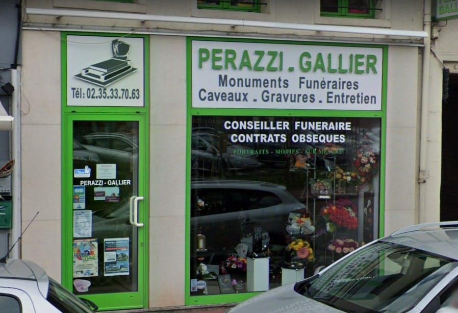 Photographie de la Marbrerie PERAZZI – GALLIER de Montville