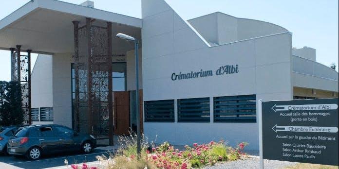 crematorium d'albi