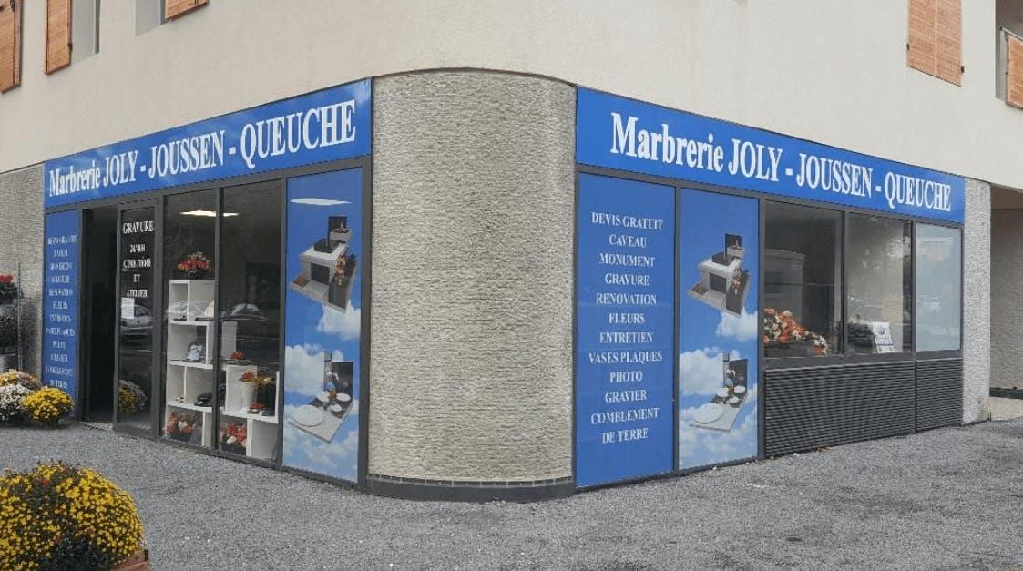 Photographie de Pompes Funèbres Marbrerie Queuche de Montpellier