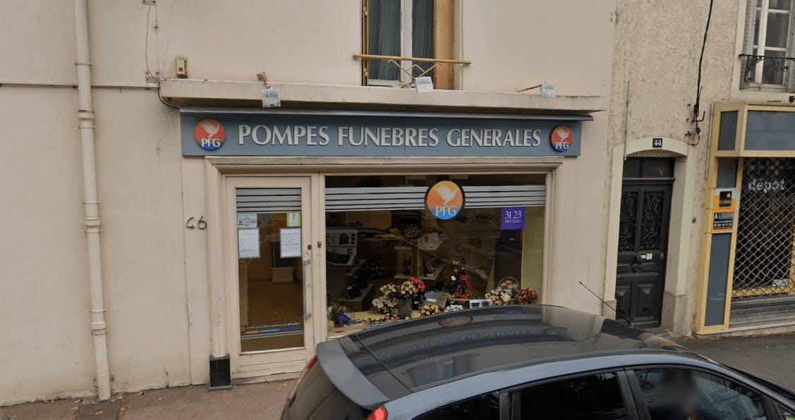 Photographie Pompes Funèbres Générales Dombasles-Sur-Meurthe