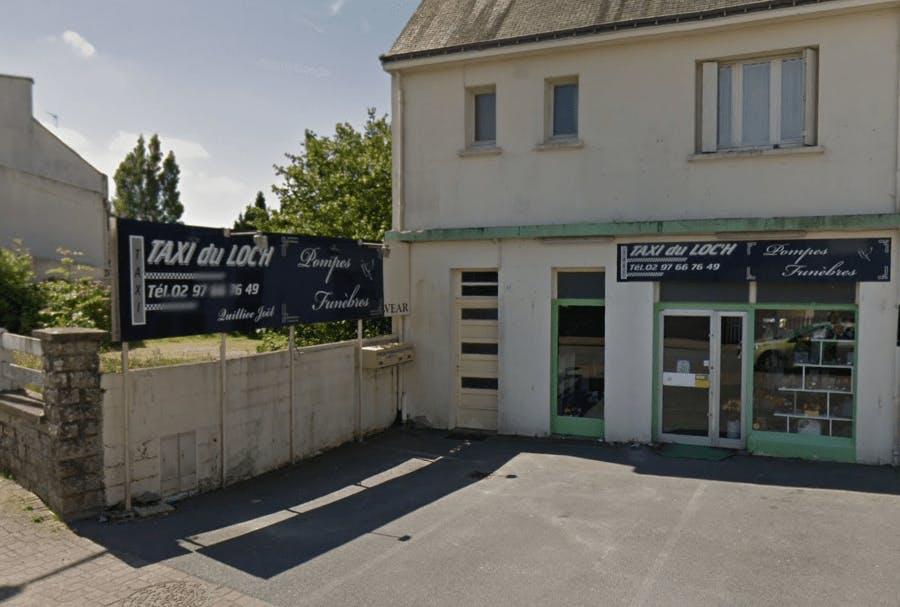 Photographie de la Pompes Funèbres NIVOIX - ROBIC - Le Choix Funéraire de la ville de Grand-Champ