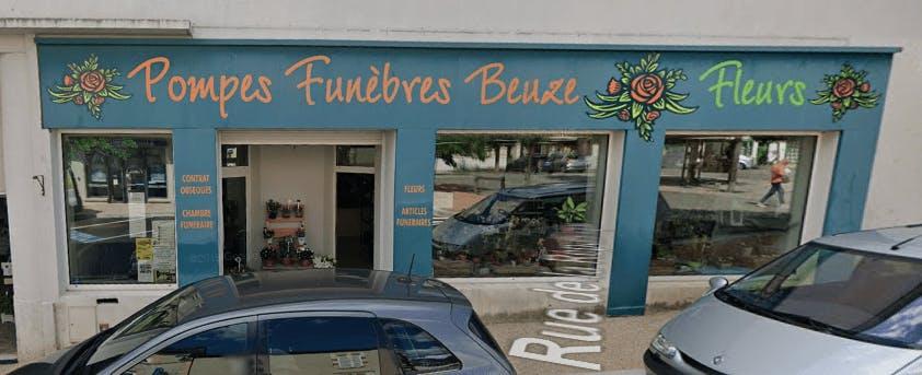 Photographie de Pompes Funèbres Beuze de la ville de Boussac