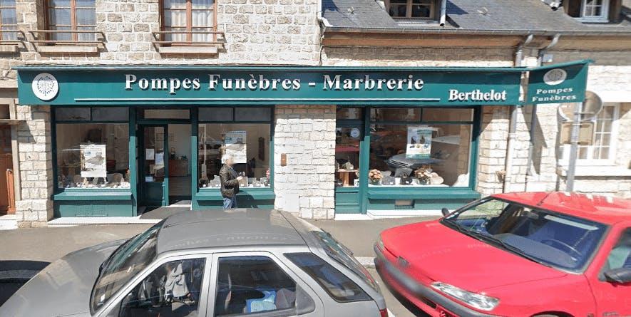 Photographie Pompes Funèbres et Marbrerie Berthelot des Andelys