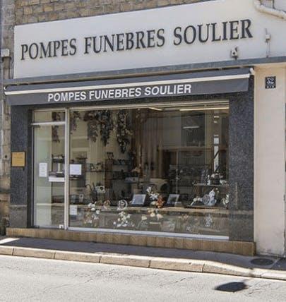 Photographie de la Pompes Funèbres Soulier de la ville de Malemort-sur-Corrèze
