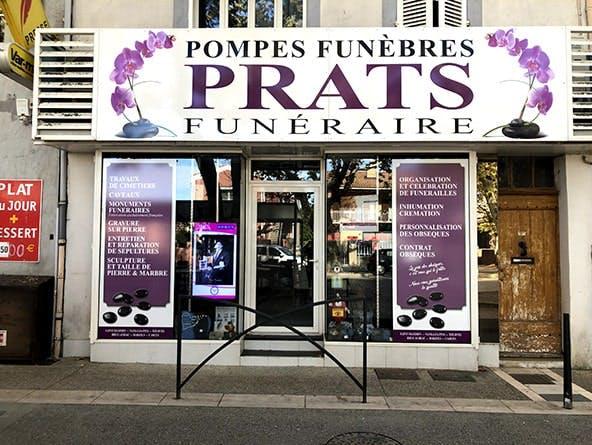 Photographie de Prats Funéraire de Nans-les-Pins