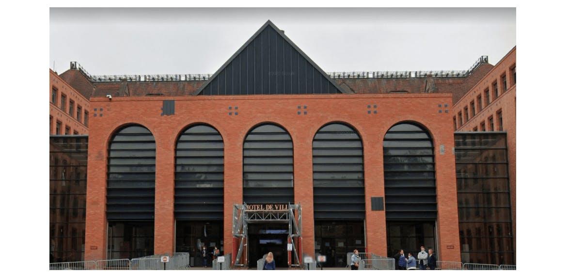 Photographie de la Pompes Funèbres Municipale à Lille