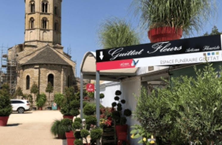 Photographie de la Pompes Funèbres Guittat - le Choix Funéraire de la ville de Cluny