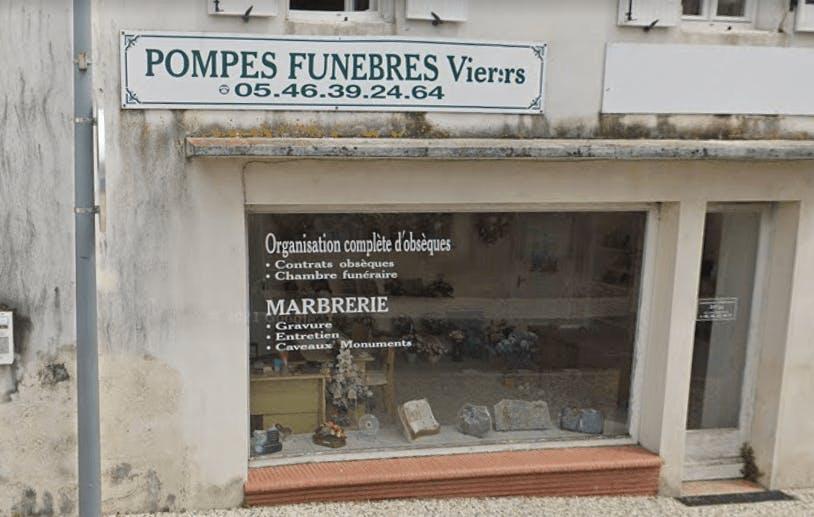 Photographie de Pompes Funèbres Assistance Funéraire Viers sur Le Gua