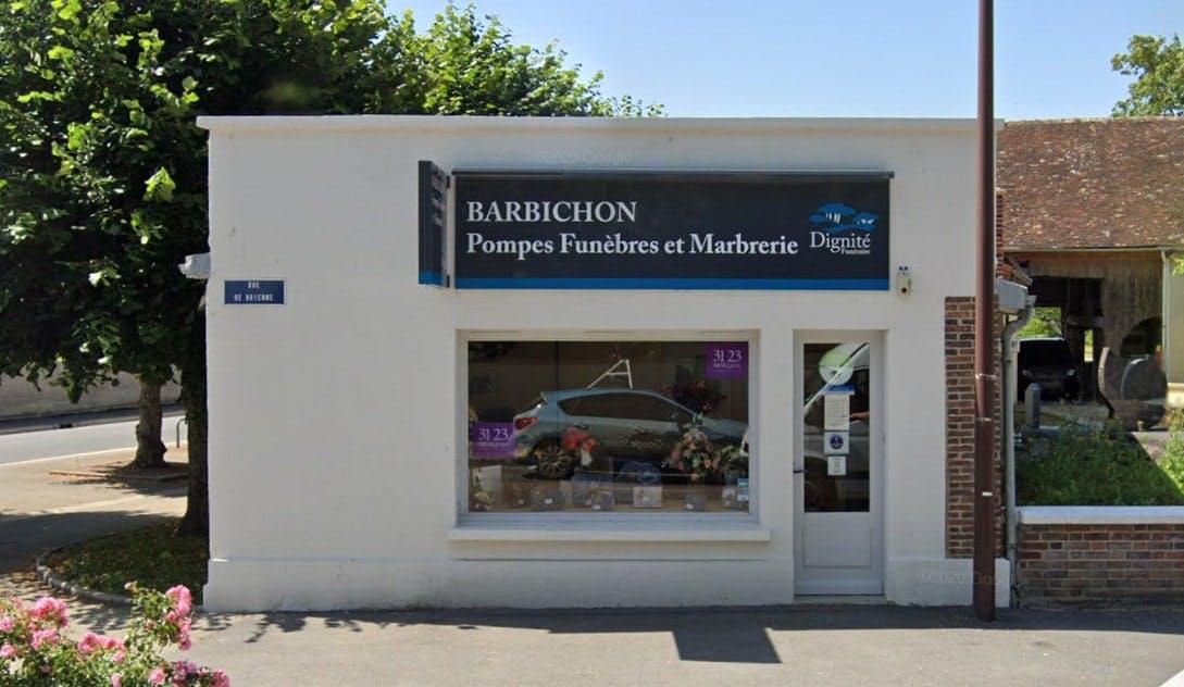 Photographies des Pompes Funèbres et Marbrerie Barbichon à Arcis-sur-Aube