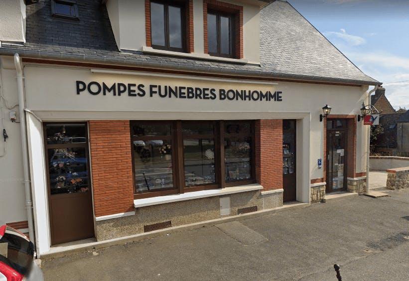 Photographie Pompes Funèbres BONHOMME de L'Aigle