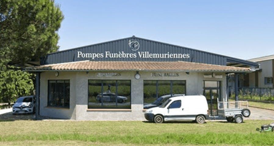 Photographie Pompes Funèbres Villemuriennes de Bouloc