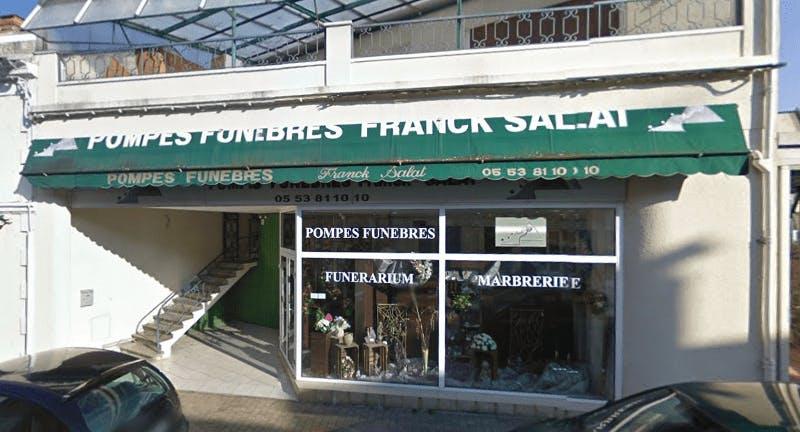 Photographie Pompes Funèbres Franck SALAT de Montpon-Ménestérol