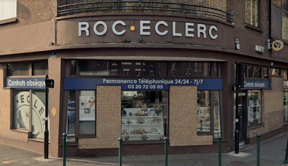 Photographie Pompes Funèbres Roc-Eclerc de Roubaix