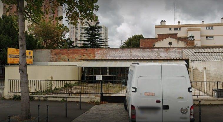 Photographies des Pompes Funèbres Marbrerie Zehren à Ivry-sur-Seine