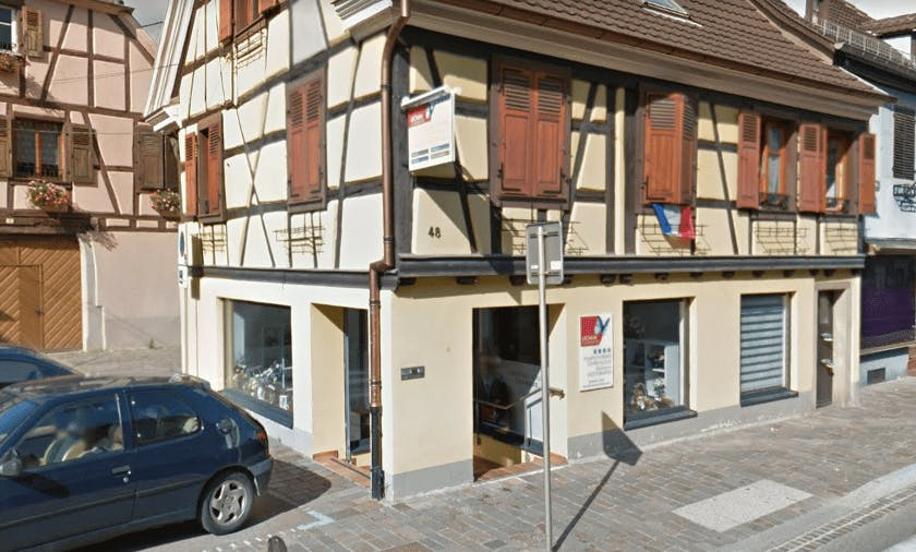 Photographie de la Pompes Funèbres Centre Alsace à Wintzenheim