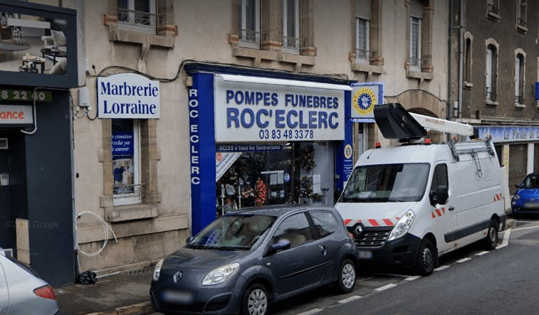 Photographie Pompes Funèbres Roc Eclerc Dombasle Sur Meurthe