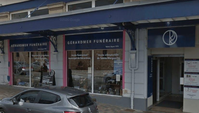 Photographie Pompes Funèbres GERARDMER de Gérardmer