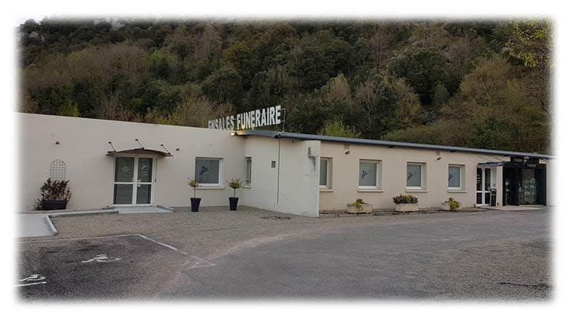 Photographies des Pompes Funèbres Ensales Funéraire à Foix