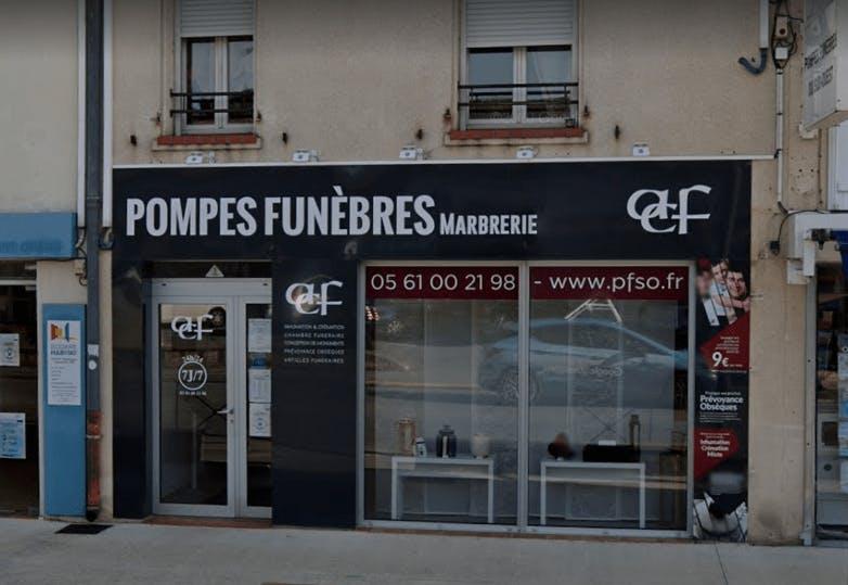 Photographie Pompes Funèbres ACF de Saint-Orens-de-Gameville