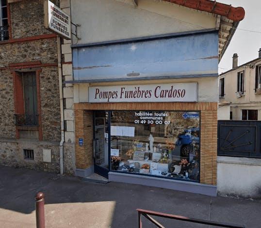Photographie Pompes Funèbres Cardoso de Vincennes