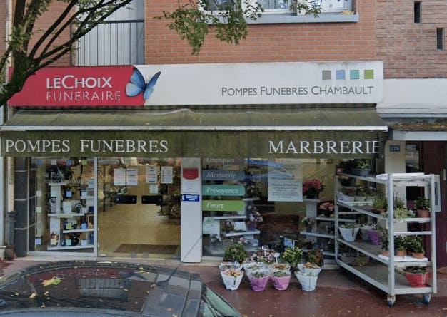 Photographie Pompes Funèbres CHAMBAULT FUNERAIRE - Le Choix Funéraire Clamart